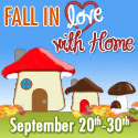 Frugal Family Tree Fall in Love with Home Event Button