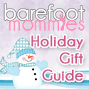 Barefoot Mommies Holiday Gift Guide Blog Button