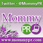 Mommy PR Blog Button