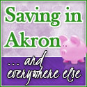 Saving in Akron Blog Button