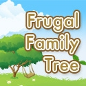 Frugal Family Tree Blog Button