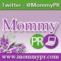 Mommy PR Blog Button