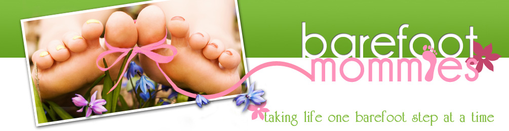 Barefoot Mommies Header