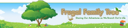 Frugal Family Tree Header