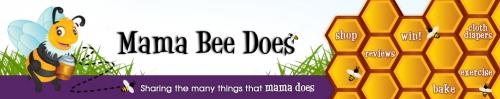 Mama Bee Does Header